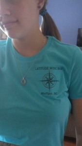 Ladies Logoed Shirt