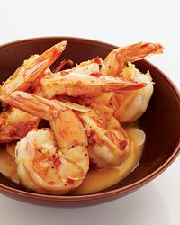 Spicy Shrimp Scampi from Food And Wine